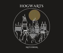 Скетчбук. Гарри Поттер. Хогвартс (твердый переплет, 96 стр., 240х200 мм)