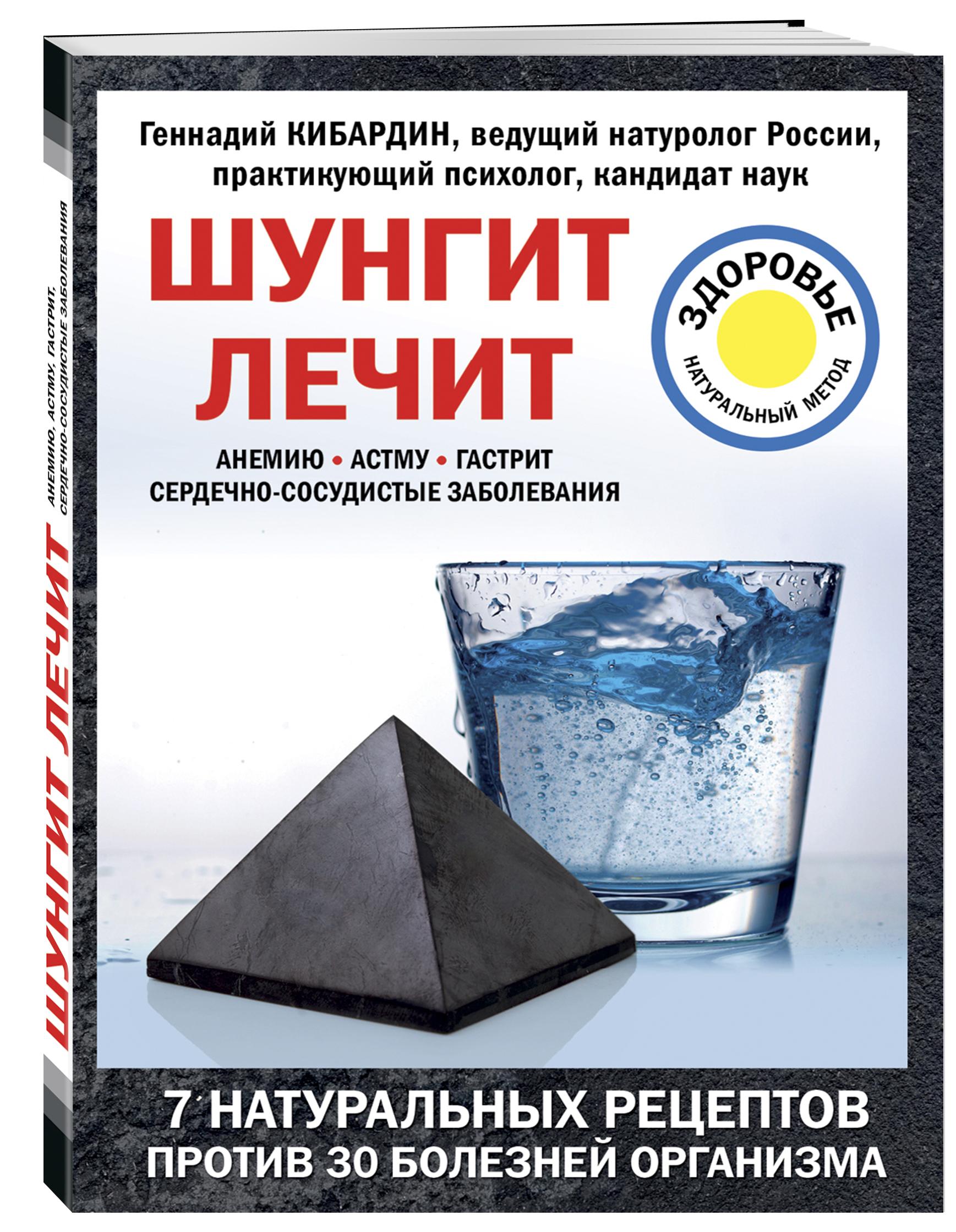 Шунгит лечит ( Кибардин Геннадий Михайлович  )