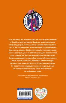 Обложка сзади Блин и секрет разбитых стёкол Евгений Некрасов
