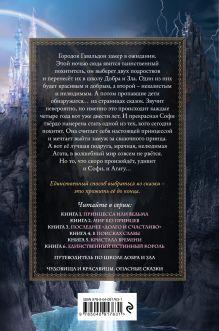 Обложка сзади Школа Добра и Зла. Принцесса или ведьма (#1) Соман Чайнани