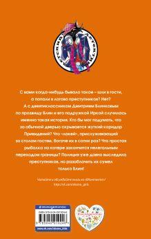 Обложка сзади Блин - секретный агент Евгений Некрасов