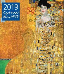 Обложка Густав Климт. Календарь настенный на 2019 год