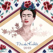 Фрида Кало. Календарь настенный на 2019 год (Арте)