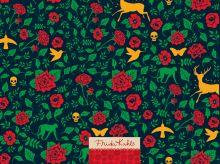 Обложка сзади Кардхолдер. Фрида Кало (в форме книжки, 215х65 мм)