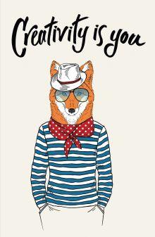 Обложка Creativity is you (А5, мягкая обложка)
