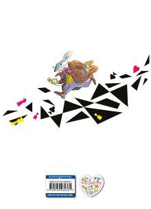Обложка сзади Алиса в стране чудес. Алиса в Зазеркалье (ил. Т. Росса) Льюис Кэрролл