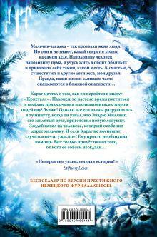 Обложка сзади Опасная дружба (#2) Катя Брандис
