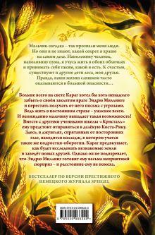 Обложка сзади Месть пумы (#4) Катя Брандис