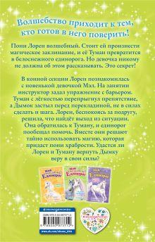 Обложка сзади Магия храбрости (выпуск 2) Линда Чапмен