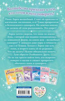 Обложка сзади Особенная пони (выпуск 6) Линда Чапмен