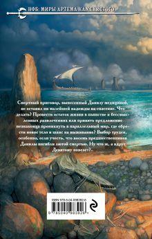 Обложка сзади Девятый Артем Каменистый