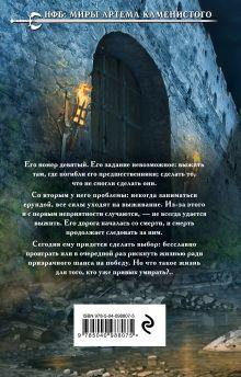 Обложка сзади На руинах Мальрока Артем Каменистый