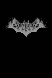 Бэтмен. Блокнот (формат А5, скругленные углы)