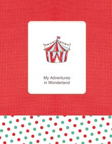 Блокнот. My Adventures in Wonderland (FixPrice) (1 оф.)