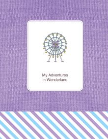 Блокнот. My Adventures in Wonderland (FixPrice) (2 оф.)