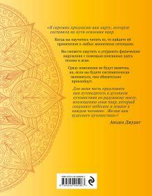Обложка сзади Чакра-йога. Глубинный путь к духовному пробуждению (светлая)