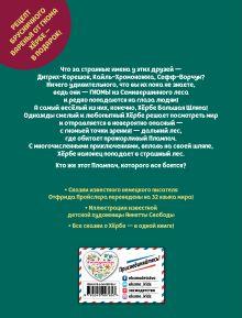Обложка сзади Приключения маленького гнома Хербе (ил. А. Свобода) Отфрид Пройслер