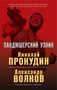 Обложка Панджшерский узник Николай Прокудин, Александр Волков