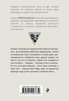 Обложка сзади Дорога несбывшихся снов Наталья Тимошенко, Лена Обухова