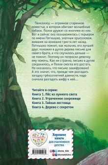 Обложка сзади Дерево с секретом (выпуск 4) Холли Вебб