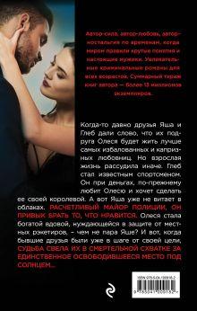 Обложка сзади Деньги со стоном Владимир Колычев