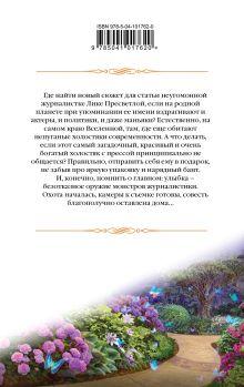 Обложка сзади Экстремальное интервью, или Девушка для героя Елена Звездная