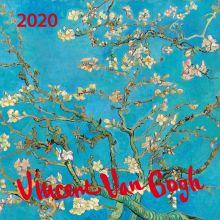 Ван Гог. Календарь настенный на 2020 год (170х170 мм)