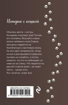 Обложка сзади Кот знает всё Юлия Лавряшина