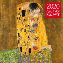 Обложка Густав Климт. Календарь настенный на 2020 год (300х300 мм)