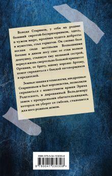 Обложка сзади Князь Вольдемар Старинов. Книга третья. Обретение дома Сергей Садов