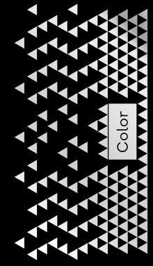Планер недатированный (черный). 95х170, твердая обложка, фольга, 96 стр.