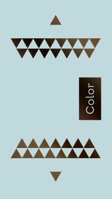 Обложка Планер недатированный (бирюзовый). 95х170, твердая обложка, фольга, 96 стр.