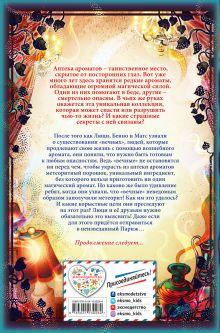 Обложка сзади Секрет города «вечных» (#3) Анна Руэ