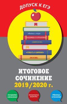 Обложка Итоговое сочинение: 2019/2020 г. Е. В. Попова