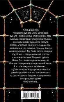 Обложка сзади Небо на двоих Ирина Мельникова