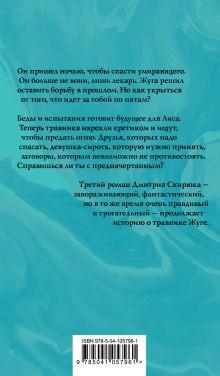 Обложка сзади Руны судьбы Дмитрий Скирюк