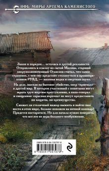 Обложка сзади S-T-I-K-S. Закон и порядок Юрий Уленгов, Наиль Выборнов