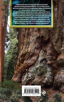 Обложка сзади Очень большой лес Василий Головачёв