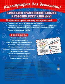 Обложка сзади Пишем и запоминаем английские слова О. В. Александрова