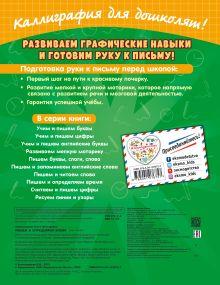 Обложка сзади Пишем и определяем время О. В. Александрова
