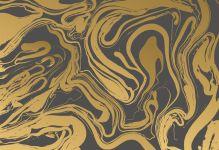 Обложка сзади Скетчбук. Жидкое золото (формат В5, 128 стр, открытый корешок, бумага слоновая кость)