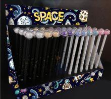 Космос. Фигурная ручка (гелевая)