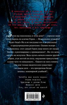Обложка сзади Ведьмин день (выпуск 3) Эдуард Веркин