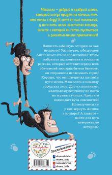 Обложка сзади Детектив для бельчонка (выпуск 2) Стив Войк