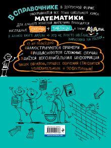Обложка сзади Наглядная математика Н.Н. Удалова, Т.А. Колесникова