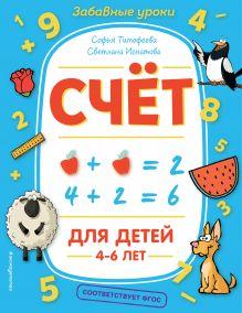 Обложка Счёт С. А. Тимофеева, С. В. Игнатова