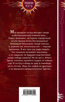 Обложка сзади Светлым магам вход воспрещен Марина Ефиминюк