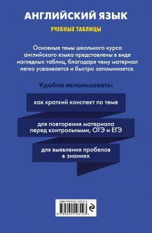 Обложка сзади Английский язык М. А. Хацкевич
