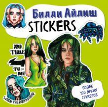 Billie Eilish. Stickers