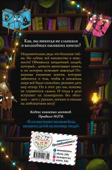 Обложка сзади Похититель историй (выпуск 1) Хендрик Ламбертус